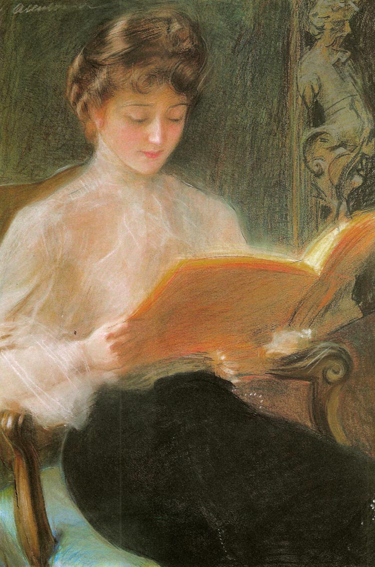 Woman Reading images Henri Matisse Woman Reading