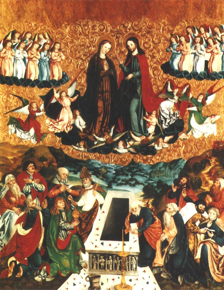 Assumption of the Holy Virgin Mary