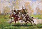 In Pursuit of Cossack